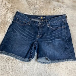 LUCKY BRAND • Abbey Denim Jean Shorts